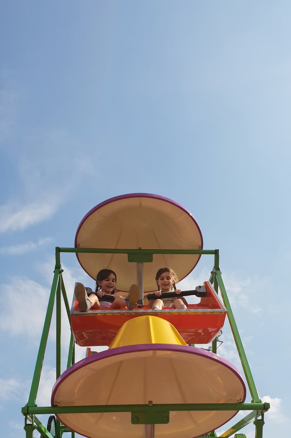 Hawkesbury Show rides and sideshow alley games